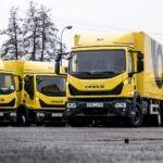 IVECO vozy pro Českou Poštu