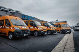 IVECO vozy pro ŘSD