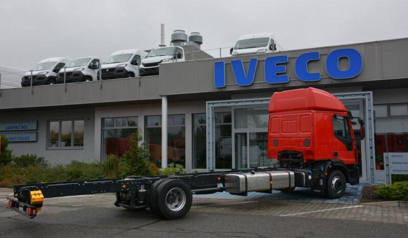 Iveco EUROCARGO ML160E32/P- PODVOZEK full